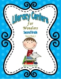 Literacy Centers for Wonders Second Grade Unit 4 Week 4
