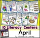 Literacy Centers for the Year - First Grade