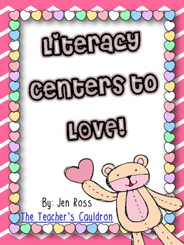 Literacy Centers to Love!