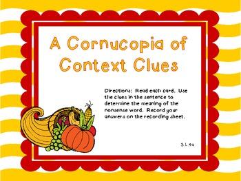 "Literacy Centers....""Let's Talk Turkey"" (Common Core Aligned)"