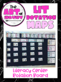 Literacy Centres, Rotations, Daily Five, Upper Elementary, MAPS