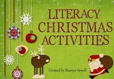 Literacy Christmas Activities