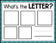 LITERACY CIRCLE TIME CHART (ALPHABET)