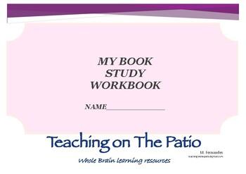 Literacy Circles Book study Work book