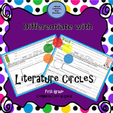 Literacy Circles for differentiation