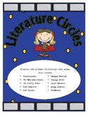 Literacy Circles, Guided Reading, Group Jobs Activities