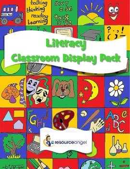 Literacy Classroom Display Pack