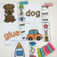 Phonics Clip Card Bundle