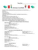 Literacy Essentials - Literacy Coach Walkthrough