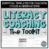 Literacy Coaching Toolkit