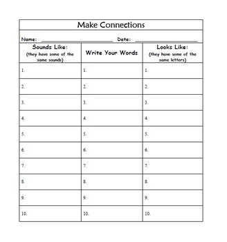 Literacy Collaborative Intermediate Elementary Forms