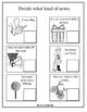 Literacy Companion for Good News/Bad News by. Jeff Mack  S