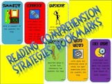 Literacy Comprhension Bookmarks