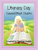 Literacy Day Cause and Effect Charts
