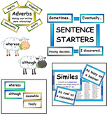 Literacy Display BUMPER Poster Pack