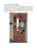 Literacy Door - Decoration Materials