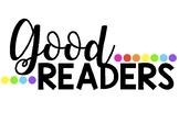 Literacy/English Display: Good Readers/Writers signs