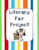 Literacy Fair Project