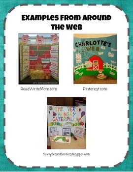 Literacy Fair/ Reader's Fair Complete Set! LPs, Book List, Rubric, &More!