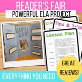 Literacy Fair/ Reader's Fair Complete Set! LPs, Book List,