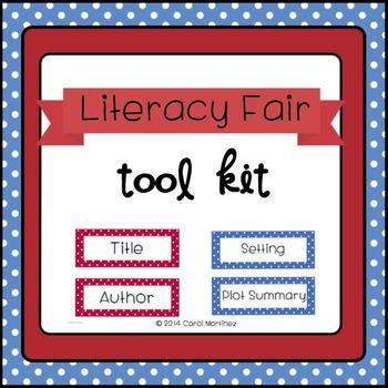 Literacy Fair Project Tool Kit