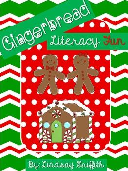 Literacy Fun with Gingerbread