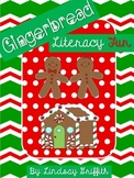 Literacy Fun with Gingerbread