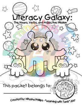 Literacy space Activity No prep