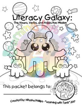 Literacy space Activity No prep