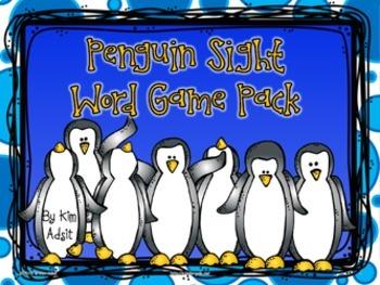 Literacy Game Pack Bundle #2 by Kim Adsit