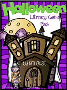 Literacy Game Pack Bundle #3 by Kim Adsit