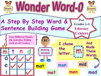 Literacy Games For Everyday