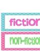 Literacy Genre Headers