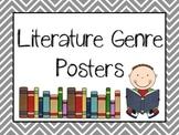 Literacy Genre Posters