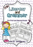 Literacy, Grammar and Sight Word Daily Practise 2