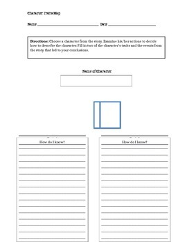 Literacy Graphic Organizer