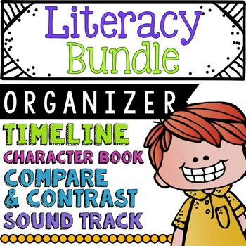 Graphic Organizers {Bundle}