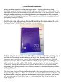 Literacy Journal & Literacy Activity Starter Kit!