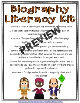 Literacy Kit Bundle