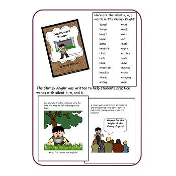 Literacy Laws Story Bundle:  Reading & Writing Tools for Young Students