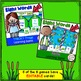 Literacy Learning Games BUNDLE - Pond Theme