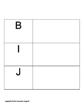 Literacy-Letter Hunt Sheet