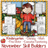 Occupational Therapy Tools: Fine-Motor, Executive Functioning~ Fall Theme