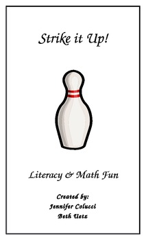 Literacy & Math Games: Strike it Up!