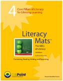 Literacy Mats: Fundamentals of Reading, Writing, Speaking & Listening