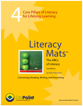 Literacy Mats: Fundamentals of Reading, Writing, Speaking & Listening