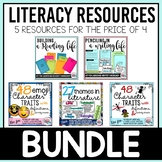 Literacy Mega Bundle Tarheelstate Teacher