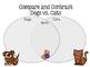 Literacy Mini Lesson: Dogs vs. Cats