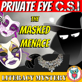 Literacy Mystery (CSI): Reading, Comprehension, Inferences, Distance Learning
