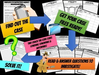 Literacy Mystery: Critter Chaos! Reading, Comprehension, Making Inferences +